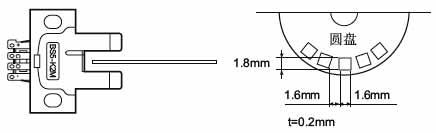 BS5系列微型光电传感器使用说明