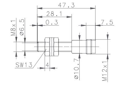 KIB-M08PS/1.5-KS12