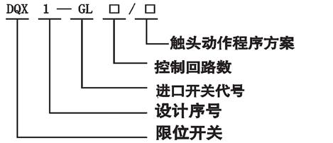 PSKU-110DH_克特_限位开关