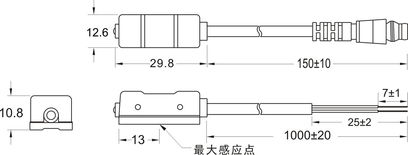 JK-03R_克特_磁性开关