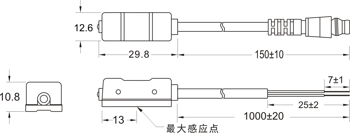 FW-21R_克特_磁性开关